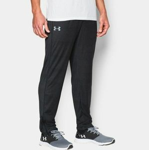 NWOT Under Armour Charcoal Grey/Black Joggers